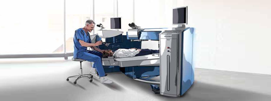 laserowa korekcja wad wzroku zabieg